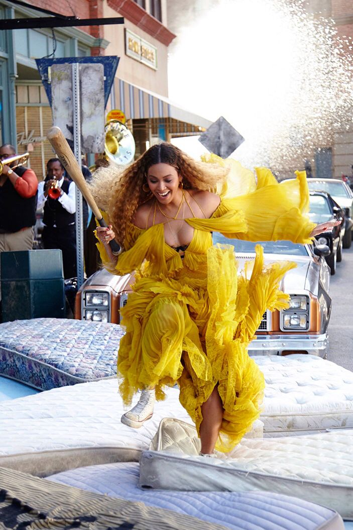 Beyoncè - Lemonade Visual Album April 23rd, 2016