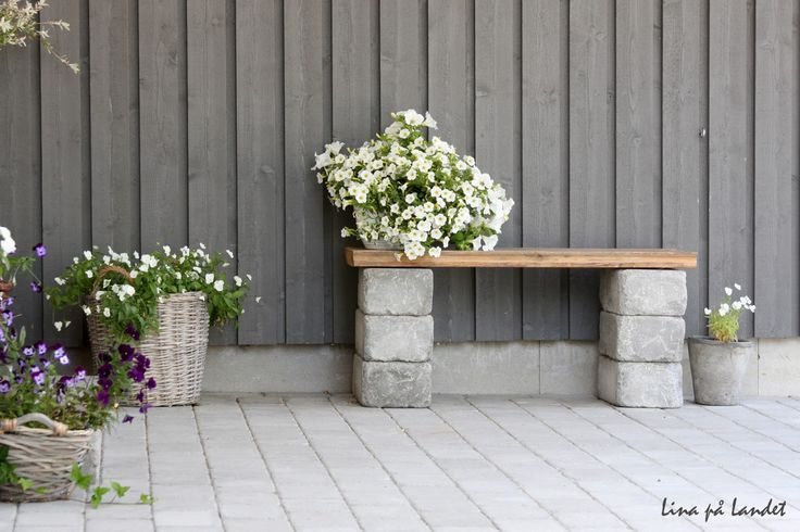 15 Awesome Outdoor DIY Projects Using Concrete Blocks