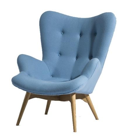 sillón gf - Tienda On Line de Muebles Vintage, Retro, mobiliario para restaurantes