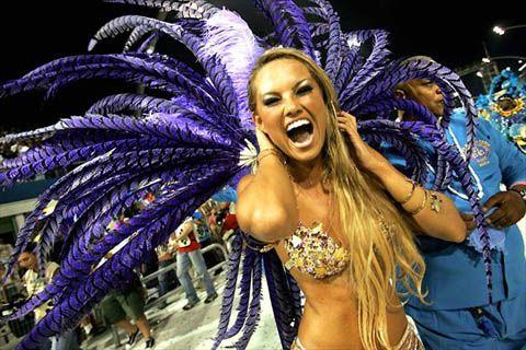 Attend the Carnival in Rio De Janeiro