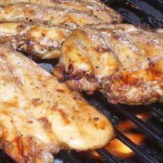 Marinade parfaite pour poulet grillé @ qc.allrecipes.ca