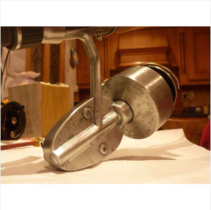 171 best fishing reel images on pinterest fishing reels for Old mitchell fishing reels