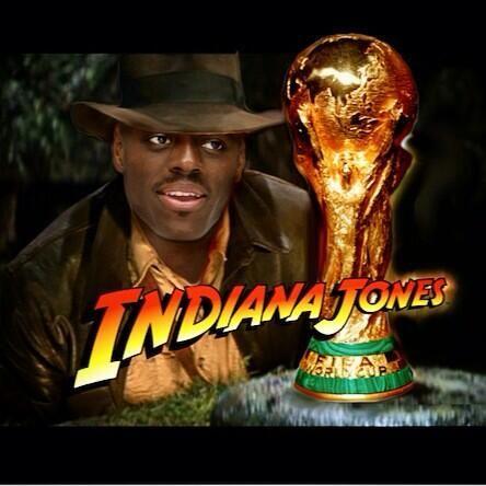 Indiana Jones en De Missie ...