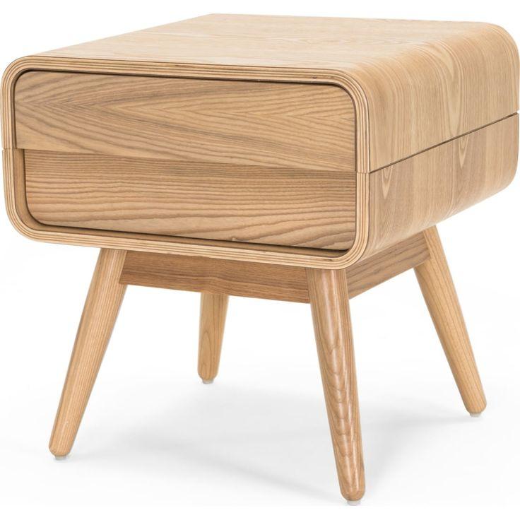 Esme Nachttisch Esche In 2020 Table Bedside Furniture
