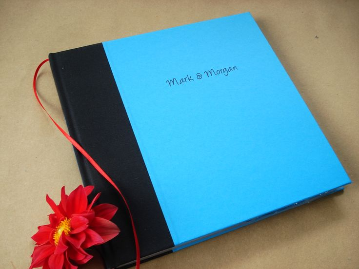 Custom Wedding Anniversary Scrapbook · Anniversary Keepsake · Paper Anniversary Gift. Text and/or image on the cover is no extra charge. Get your free cover mock up today.
