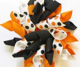 Mini Korker bows in a different method