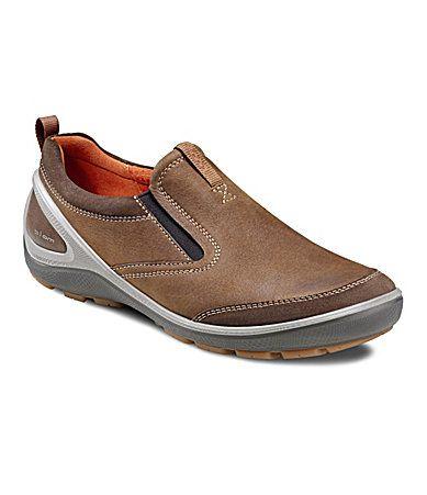 Ecco Mens Creek SlipOn Sneakers #Dillards