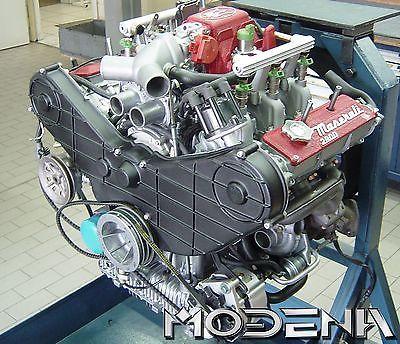 Replacement Engine Motor Engine Maserati 2.0 2.8 V6 18v 3v Bitubo 222 Spider