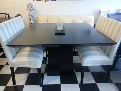 M s de 25 ideas incre bles sobre mesas cuadradas en pinterest mesas de pal mesa de comedor y - Mesas de pale ...