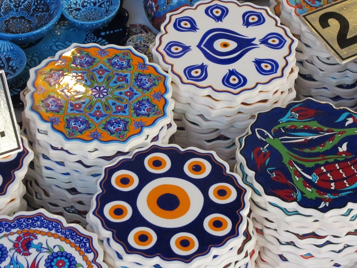 Kusadasi, Turquia,   Market   Agosto 2010