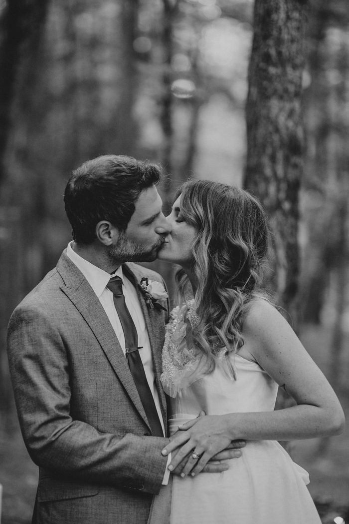 Lovely Woodsy Vow Renewal In Ny Image By Jessie Casey