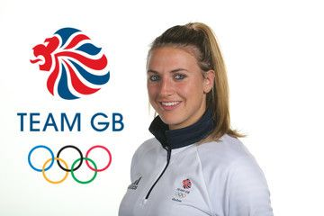 Lily Owsley Team GB Kitting Out Ahead of Rio 2016 Olympic Games