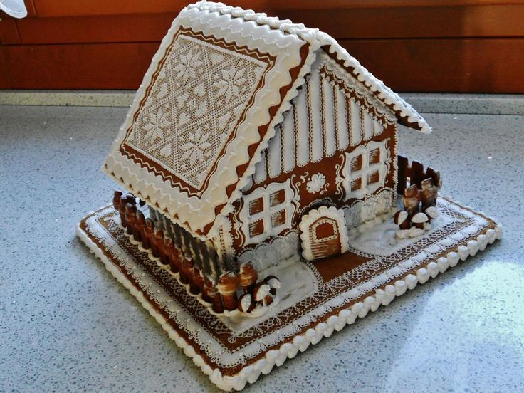 Gingerbread House | Cookie Connection