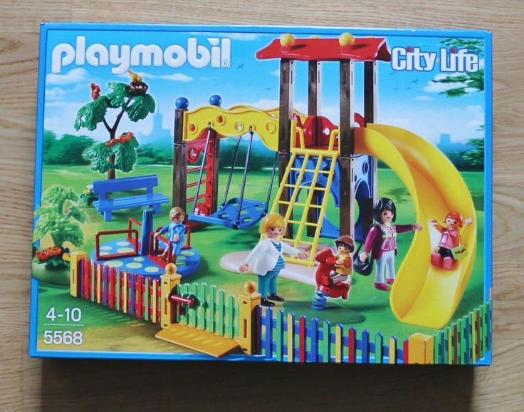 ebay angebot playmobil 5568 city life kinderspielplatz neu. Black Bedroom Furniture Sets. Home Design Ideas