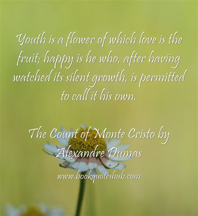 The Count of Monte Cristo Quotes