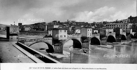 1800: Ponte alle Grazie