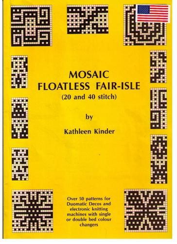 reference for maze/mosaic knitting