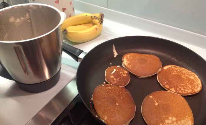 Thermomix Recipes Banana Pancake 1