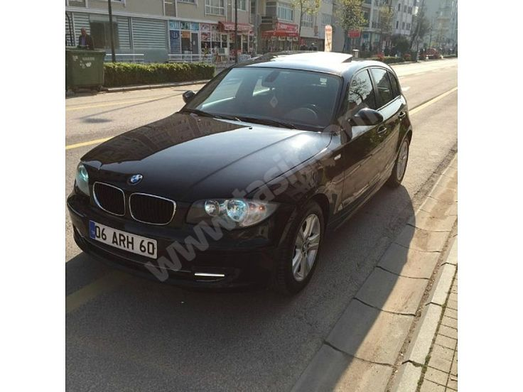 BMW 1 Serisi 1.16i BMW 1 Serisi 1.16i 57.000 KM