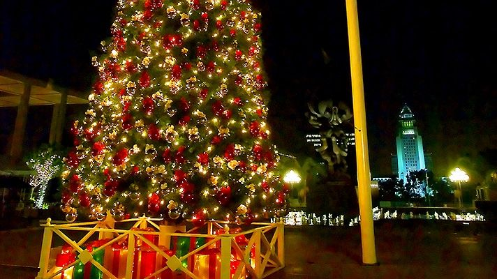 Holiday Lights in #LosAngeles | Discover Los Angeles