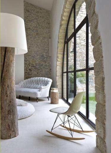 Contemporary Home Interior Design in South of France | Interior Design Files