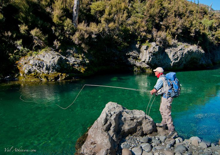 fishing the rangitikei
