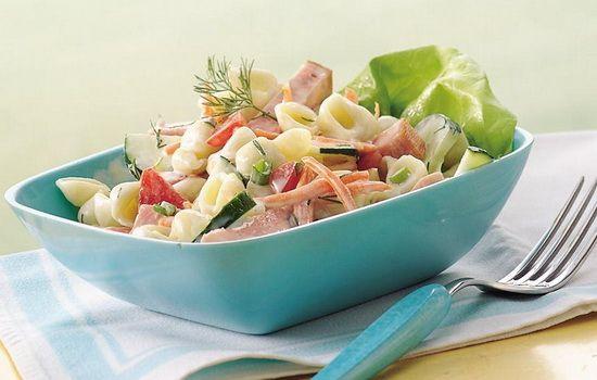 Рецепты простых салатов с ветчиной, секреты выбора ингредиентов и