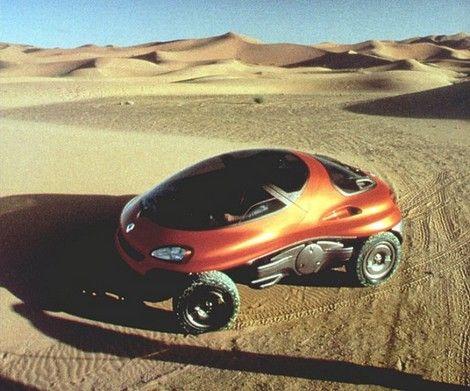 Renault Racoon, 1993
