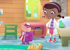 DoctoraJuguetesJuegos.com - Juego: Rompecabezas El Gran Libro de las Pupas - Juegos de Puzzles de Doctora Juguetes Disney Jugar Gratis Online