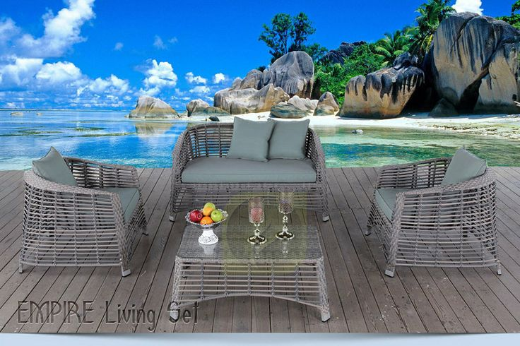 EMPIRE Set – Synthetic Rattan Furniture
