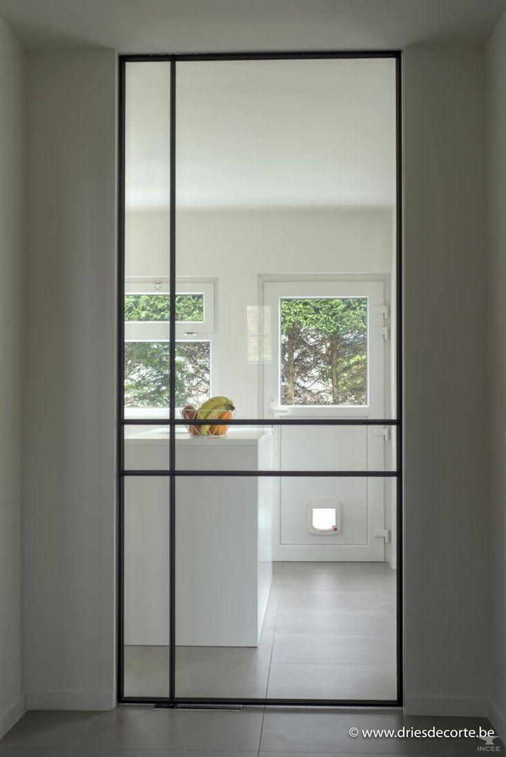 Pocket door hardware folding concepta 25 hawa 183 better building - Puerta De Hierro Y Vidrio Glazed Doorsinternal Doorssliding