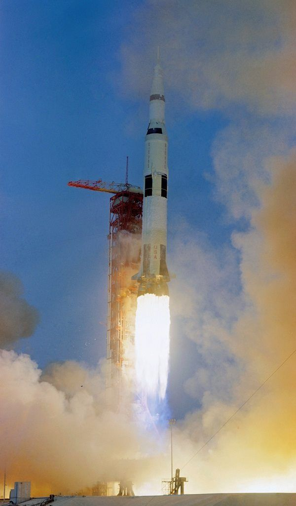 facts about the apollo space program - photo #13