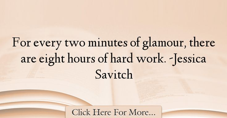 Jessica Savitch Quotes About Work - 74793