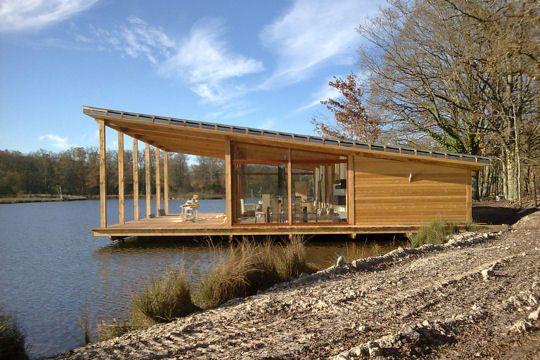 my dream lake house...