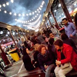 Shop, drink, eat, and enjoy live music at these Twilight Markets