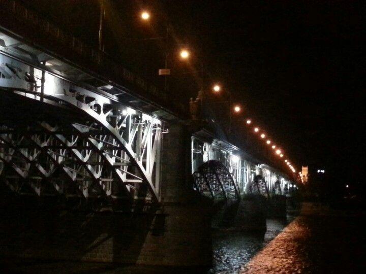 Warsaw by night - Vistula // Warszawa nocą - Wisła