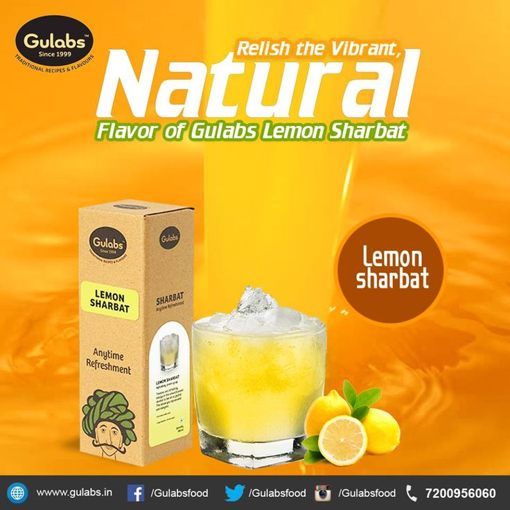 #Gulabs #LemonSharbat comes with no added colors or flavoring agent making it pure and traditional.  #drink #summerdrink