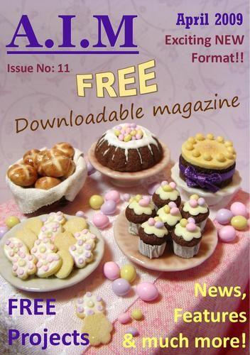Online miniatures magazine archive