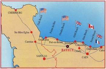 D-Day Beaches Tours | ... the d day beaches normandy countryside for individual request up to 8