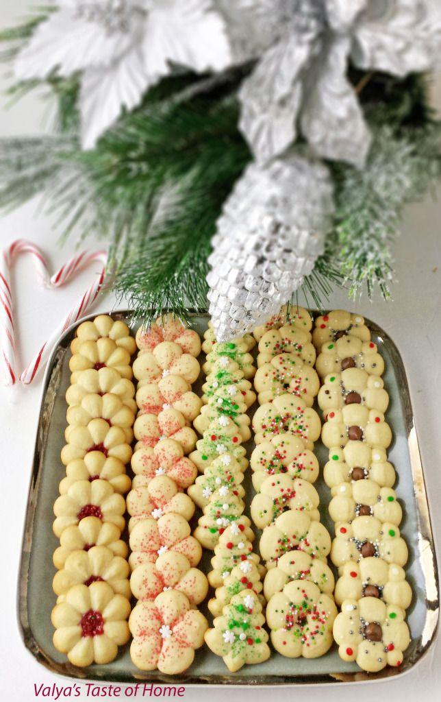 1000+ ideas about Spritz Cookies on Pinterest | Spritz ...