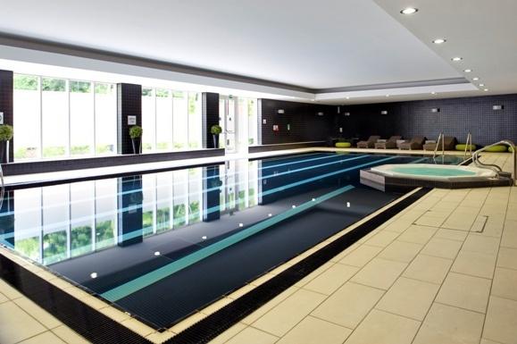 Swimming Pool, Radisson Blu Durham