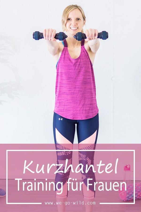 Übungen mit Gewichten zum Abnehmen Arme Frauen ficken