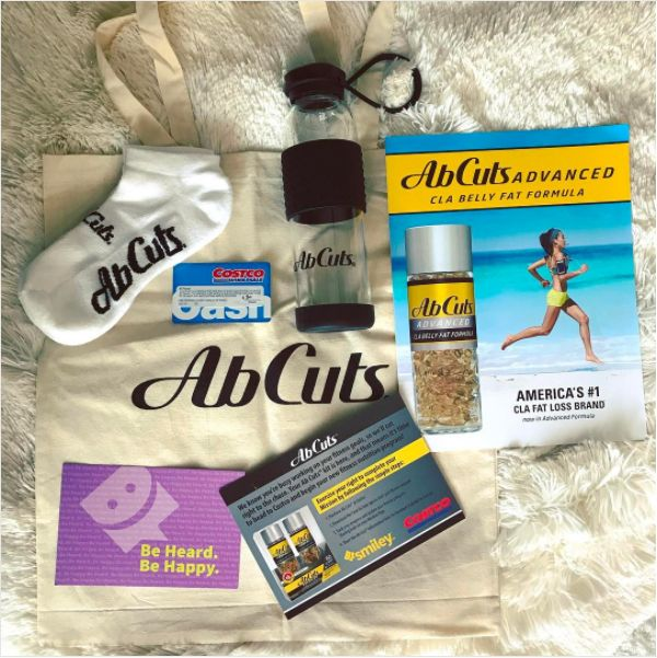 #ad #gotitfree #abcuts - Awesome supplement for fat loss with healthy eating!