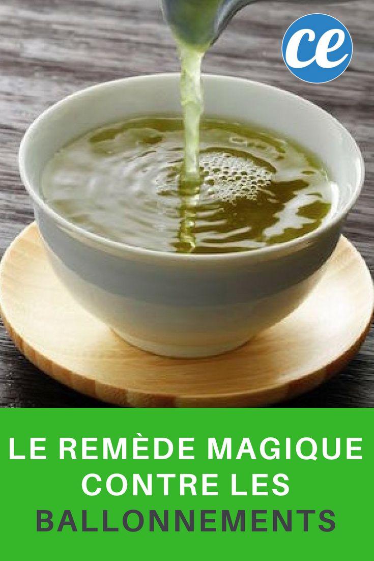 Gaz Et Ballonnements : Le Remède Magique Pour S'en Débarrasser Rapidement.