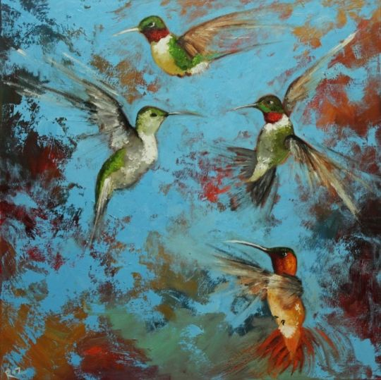 160 Best Hummingbirds Images On Pinterest
