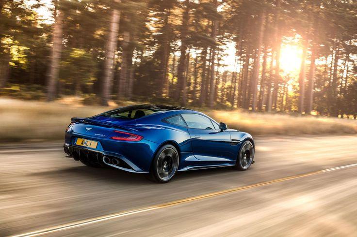 Aston Martin Vanquish S  #cars #supercars #sportscars #exotics #exoticcars #luxury #carbonfiber #design #AstonMartin  More from Aston Martin >> http://www.motoringexposure.com/vehicle-make/aston-martin/