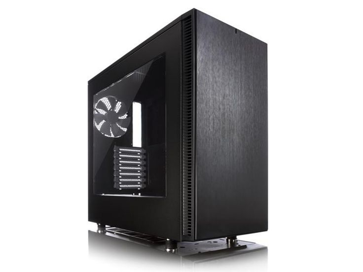 Fractal Design Define S Black Window - Komplett.no