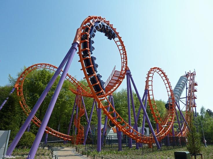 17 best images about theme parks attractieparken on for Amusement park netherlands