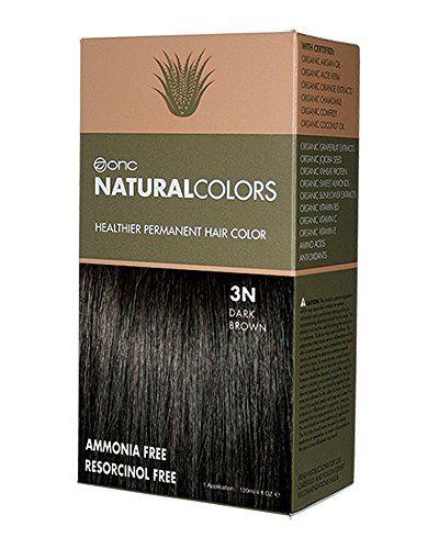 ONC Natural Colors Healthier Permanent Hair Color - 120ml (4oz) | Premium Salon Quality - Free of Ammonia, Resorcinol, Parabens and Nonoxynol (3N DARK BROWN) - http://essential-organic.com/onc-natural-colors-healthier-permanent-hair-color-120ml-4oz-premium-salon-quality-free-of-ammonia-resorcinol-parabens-and-nonoxynol-3n-dark-brown/