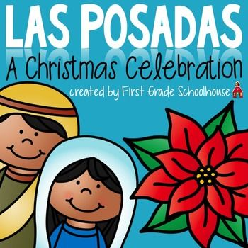 Las Posadas includes activities to learn about and celebrate the Christmas celebration in Mexico.The Las Posadas packet includes: Las Posadas Poster information poster about Las Posadas {color and black and white versions}. Las Posadas KWL Chart - write what they know, want to learn, and have learned as students learn about Las Posadas.